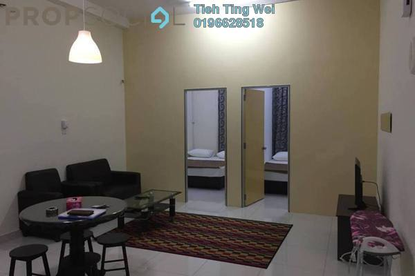 For Rent Serviced Residence at Vue Residences, Titiwangsa Freehold Fully Furnished 2R/1B 1.9k