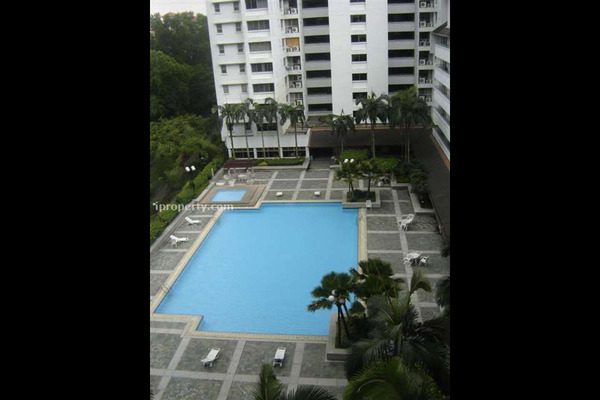 For Rent Condominium at OBD Garden Tower, Taman Desa Freehold Fully Furnished 3R/2B 2.55k