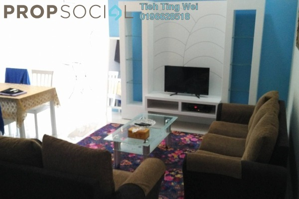 For Rent Serviced Residence at Vue Residences, Titiwangsa Freehold Fully Furnished 0R/1B 2k