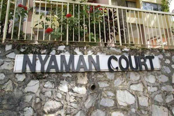 For Rent Apartment at Nyaman Court, Old Klang Road  Semi Furnished 3R/2B 1.1k