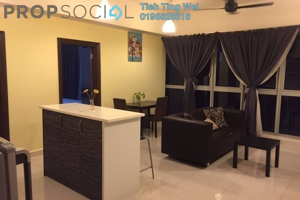 For Rent Serviced Residence at Regalia, Putra Freehold Fully Furnished 1R/1B 2.15k