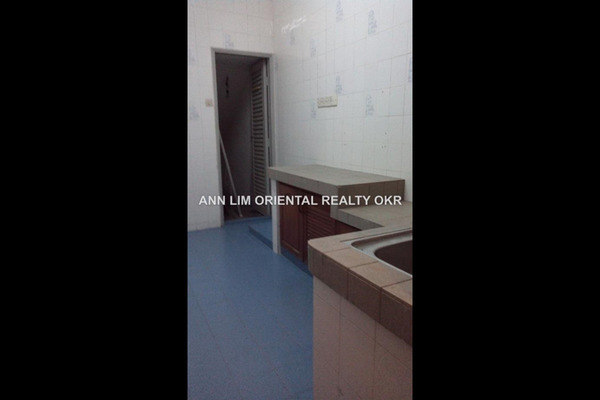 For Rent Terrace at Taman OUG, Old Klang Road Freehold Semi Furnished 4R/2B 1.7k