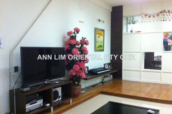 For Sale Terrace at Happy Garden, Old Klang Road Leasehold Semi Furnished 4R/3B 1.4m