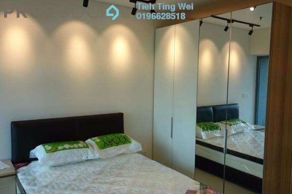 For Rent Serviced Residence at Summer Suites, KLCC Leasehold Fully Furnished 0R/1B 2k