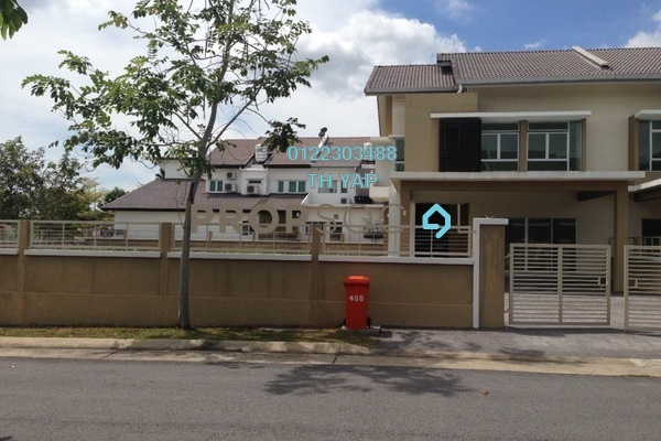For Rent Semi-Detached at S2 Heights, Seremban 2 Freehold Unfurnished 4R/3B 2k