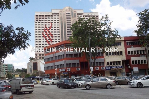For Rent Office at Taman United, Old Klang Road Leasehold Unfurnished 2R/1B 1.05k