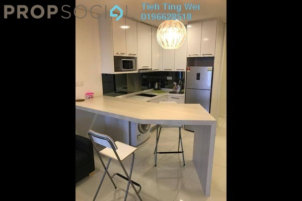 For Rent Serviced Residence at Summer Suites, KLCC Leasehold Fully Furnished 0R/1B 2.4k