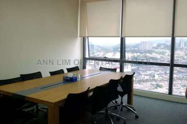For Rent Office at Menara UOA Bangsar, Bangsar Leasehold Unfurnished 0R/0B 2.5k