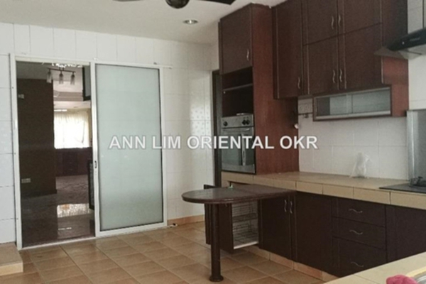 For Sale Semi-Detached at Taman United, Old Klang Road Freehold Semi Furnished 6R/5B 1.76m