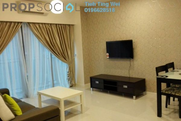 For Rent Serviced Residence at Summer Suites, KLCC Leasehold Fully Furnished 1R/1B 2.3k