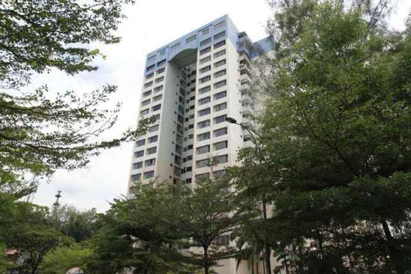 For Rent Condominium at Faber Heights, Taman Desa Leasehold Fully Furnished 2R/2B 2.3k