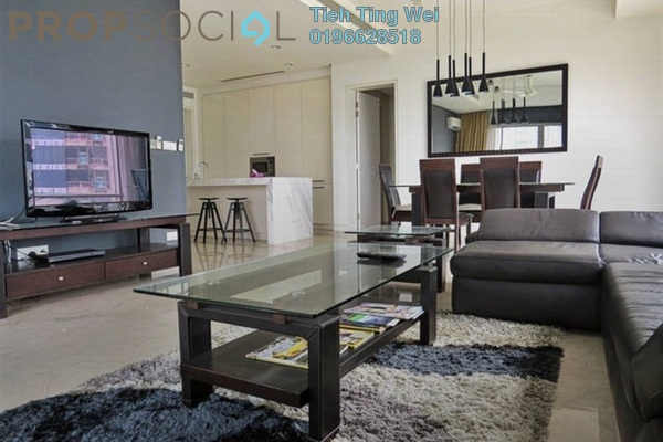 For Rent Serviced Residence at Pavilion Residences, Bukit Bintang Leasehold Fully Furnished 3R/5B 10k