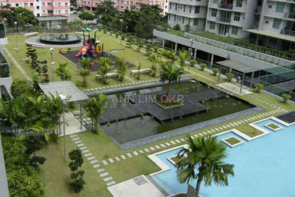 For Rent Condominium at USJ One Avenue, UEP Subang Jaya Leasehold Fully Furnished 3R/3B 2.08k