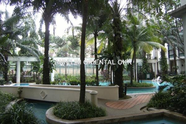 For Rent Condominium at Danau Idaman, Taman Desa Leasehold Semi Furnished 3R/2B 1.35k