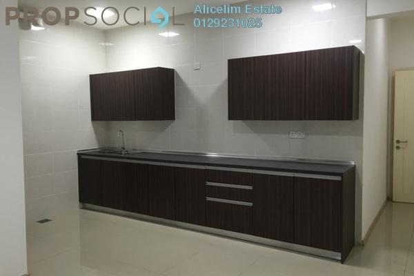 For Rent Condominium at Vista Alam, Shah Alam Leasehold Semi Furnished 2R/1B 1.2k