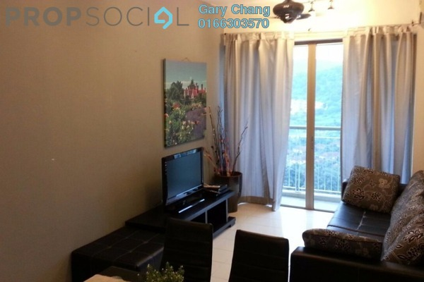 For Rent Condominium at Ritze Perdana 1, Damansara Perdana Leasehold Fully Furnished 1R/1B 1.7k