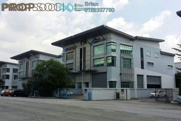 For Rent Factory at Taman Perindustrian UEP, UEP Subang Jaya Freehold Semi Furnished 2R/2B 20k