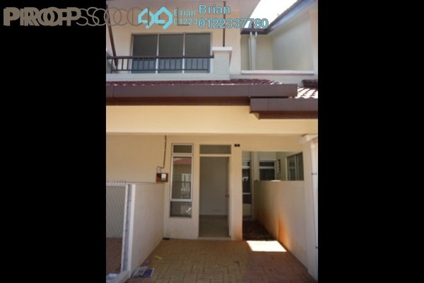 For Sale Townhouse at Bayu Parkville, Balakong Leasehold Semi Furnished 3R/2B 345k