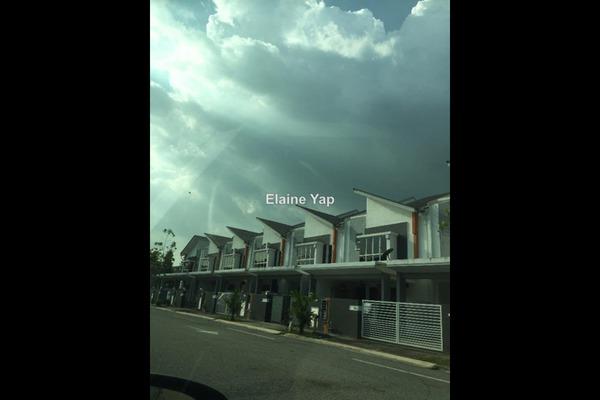 For Sale Terrace at Bandar Parklands, Klang Freehold Unfurnished 4R/4B 770k