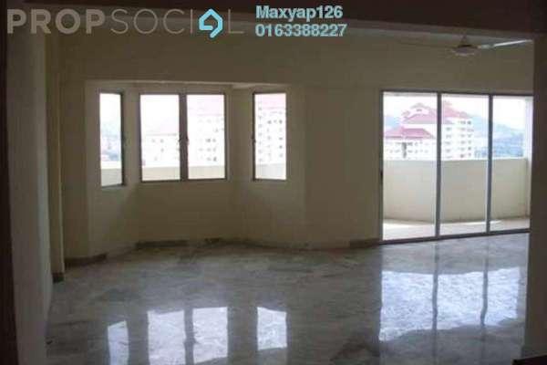 For Sale Condominium at Pelangi Indah, Jalan Ipoh Freehold Unfurnished 3R/2B 350k