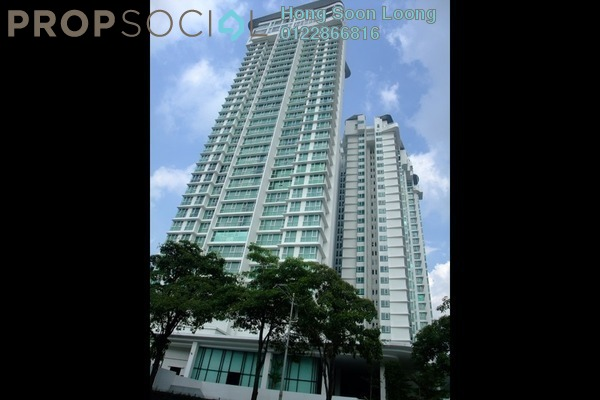 For Rent Condominium at Uptown Residences, Damansara Utama Freehold Fully Furnished 1R/1B 2.8k