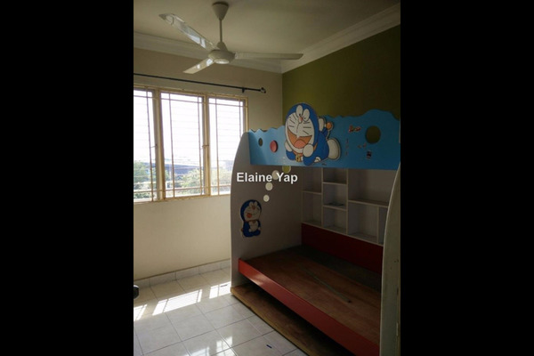 For Sale Condominium at Koi Tropika, Puchong Leasehold Unfurnished 3R/2B 450k