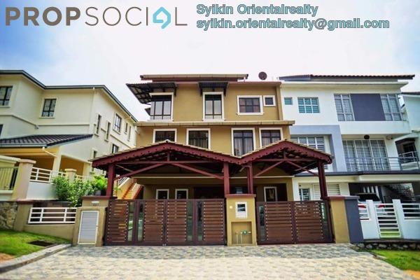 For Sale Semi-Detached at Saujana Villa, Kajang Freehold Semi Furnished 5R/4B 1.42m