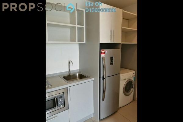 For Rent Serviced Residence at Garden Plaza @ Garden Residence, Cyberjaya Freehold Semi Furnished 1R/1B 1.4k