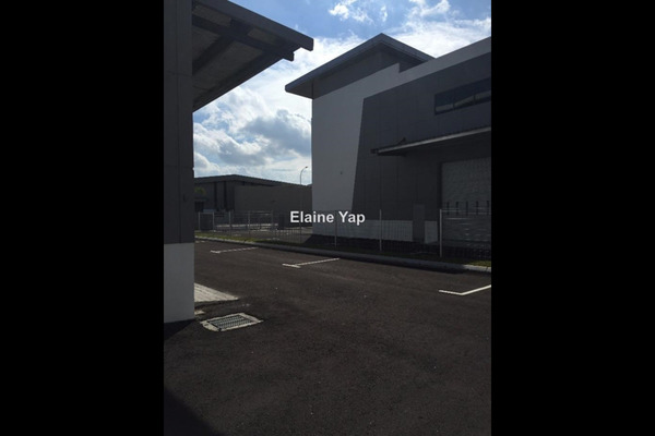 For Rent Factory at Taman Perindustrian Air Hitam, Klang Leasehold Unfurnished 0R/0B 11k