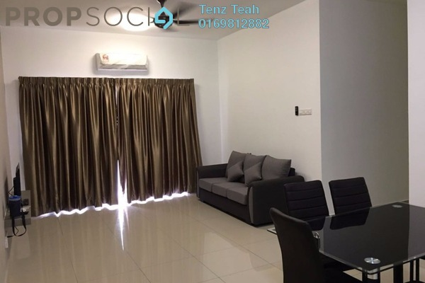 For Rent Condominium at Anyaman Residence, Bandar Tasik Selatan Freehold Fully Furnished 4R/2B 2.3k