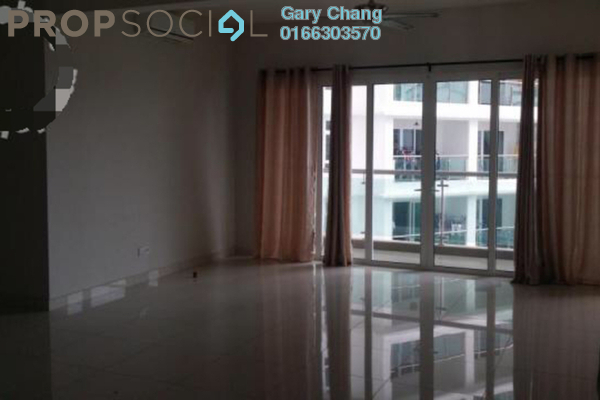 For Rent Condominium at Royal Regent, Dutamas Freehold Semi Furnished 3R/3B 3.5k