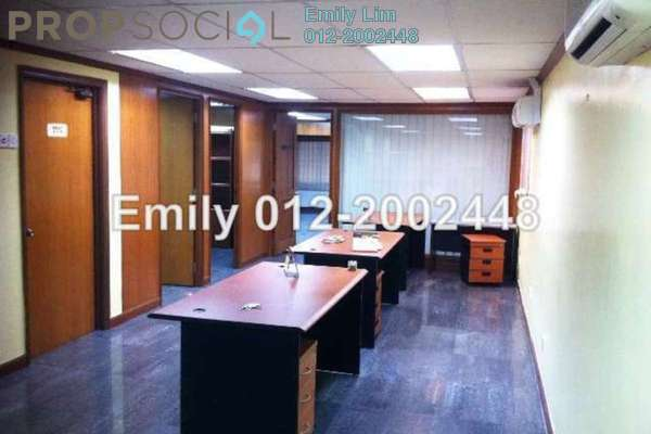 For Rent Office at Taman OUG, Old Klang Road Freehold Fully Furnished 0R/0B 2k