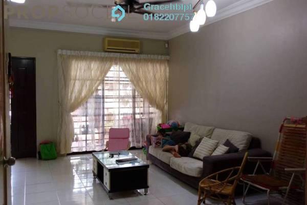 For Sale Land at Bandar Damai Perdana, Cheras South Freehold Semi Furnished 4R/3B 630k
