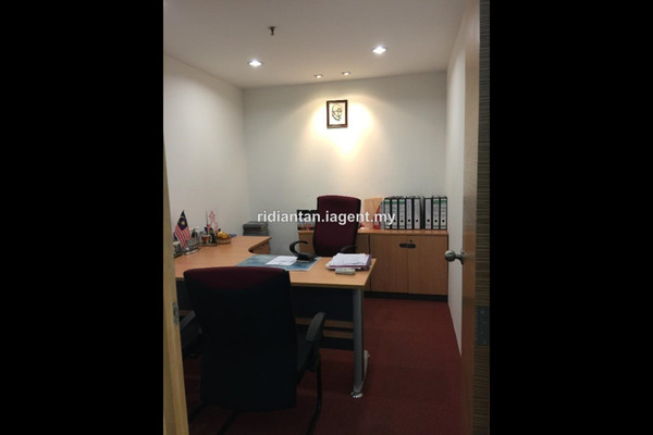 For Sale Office at Centro, Klang Freehold Unfurnished 0R/0B 600k