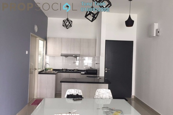For Rent Condominium at Anyaman Residence, Bandar Tasik Selatan Freehold Fully Furnished 3R/2B 2.2k