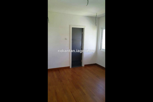 For Sale Terrace at Hevea Kemensah, Melawati Leasehold Semi Furnished 5R/7B 1.75m