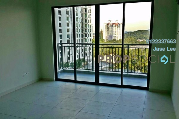 For Sale Condominium at Zefer Hill Residence, Bandar Puchong Jaya Freehold Semi Furnished 3R/3B 650k