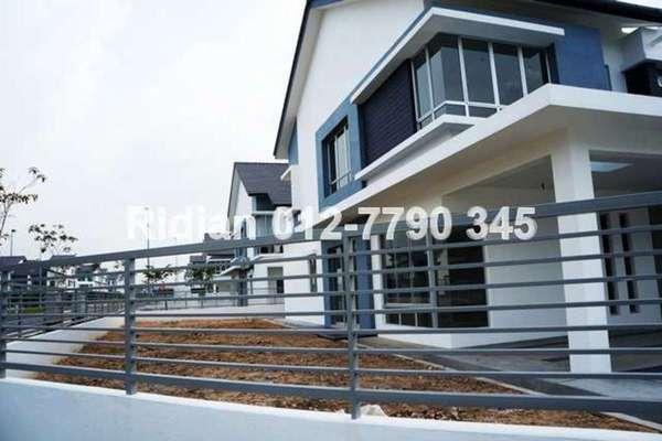 For Sale Semi-Detached at Ambang Botanic 2, Klang Freehold Semi Furnished 4R/4B 1.45m