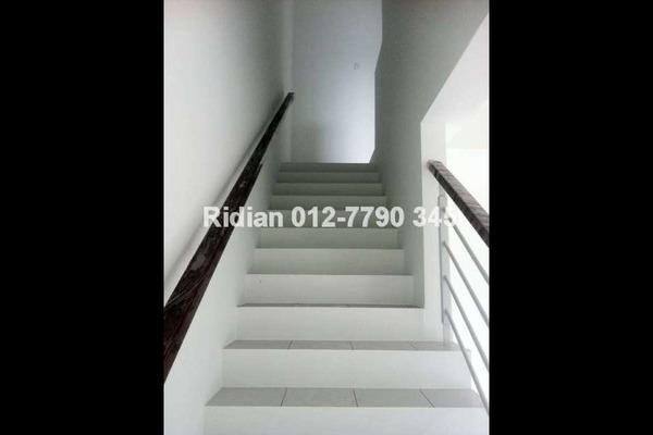 For Sale Terrace at Bandar Botanic, Klang Freehold Semi Furnished 4R/3B 658k