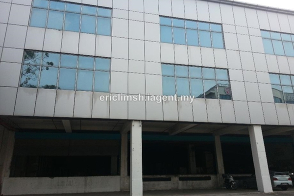 For Rent Factory at Hicom Glenmarie, Glenmarie Freehold Unfurnished 0R/0B 142k