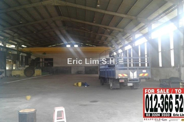 For Rent Factory at Kapar Industrial Park, Kapar Freehold Unfurnished 1R/1B 15k