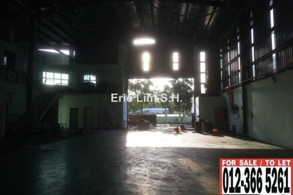 For Rent Factory at Taman Sungai Kapar Indah, Kapar Freehold Unfurnished 1R/2B 15k