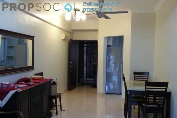 For Sale Condominium at Ampang Boulevard, Ampang Leasehold Fully Furnished 3R/2B 498k