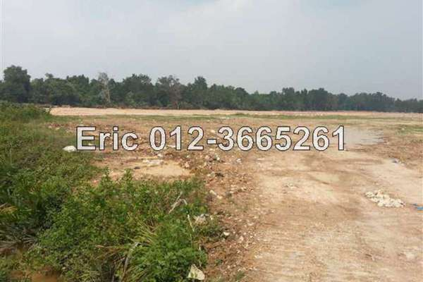 For Sale Land at Kapar Industrial Park, Kapar Freehold Unfurnished 1R/1B 10.7m