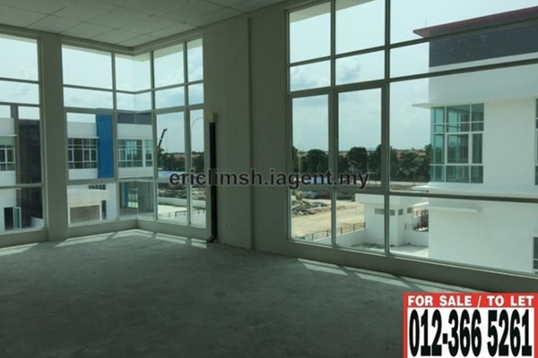 For Rent Factory at JAIA Technology Park, Meru  Unfurnished 1R/3B 13k