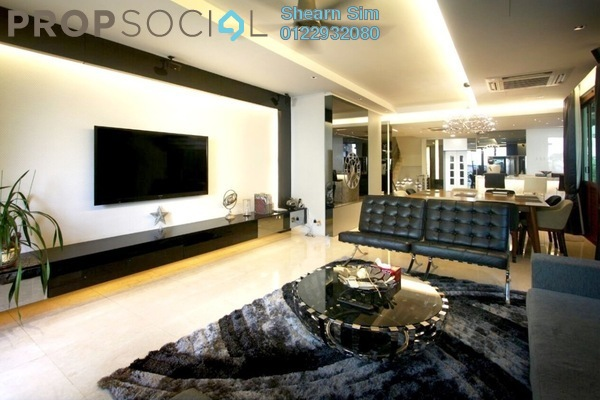 For Sale Bungalow at The Ara, Bangsar Freehold Fully Furnished 5R/6B 5.1m