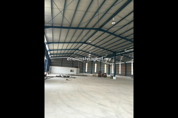 For Rent Factory at Pulau Indah Industrial Park, Port Klang Leasehold Unfurnished 1R/2B 41.1k