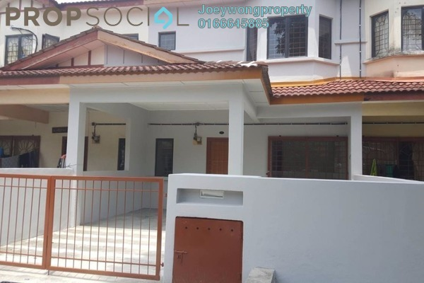 For Rent Terrace at Taman Puchong Prima, Puchong Freehold Unfurnished 4R/3B 1.2k
