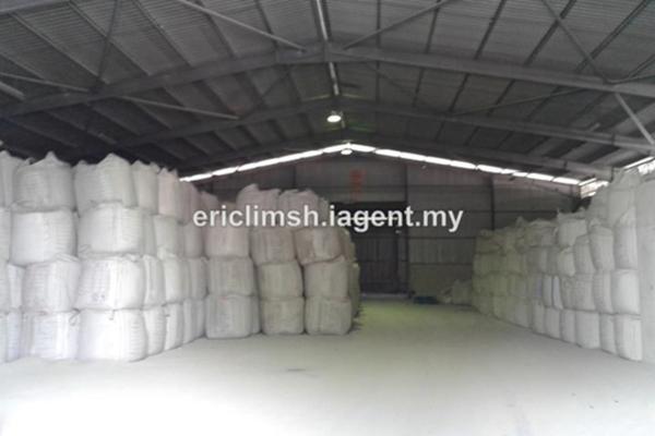 For Sale Factory at Pulau Indah Industrial Park, Port Klang Leasehold Unfurnished 1R/1B 4.99m
