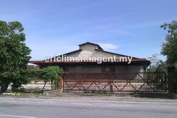 For Rent Factory at Pulau Indah Industrial Park, Port Klang Leasehold Unfurnished 1R/3B 25k